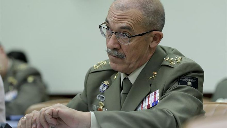 El Jemad visita a las tropas españolas en Turquía, Afganistán e Irak