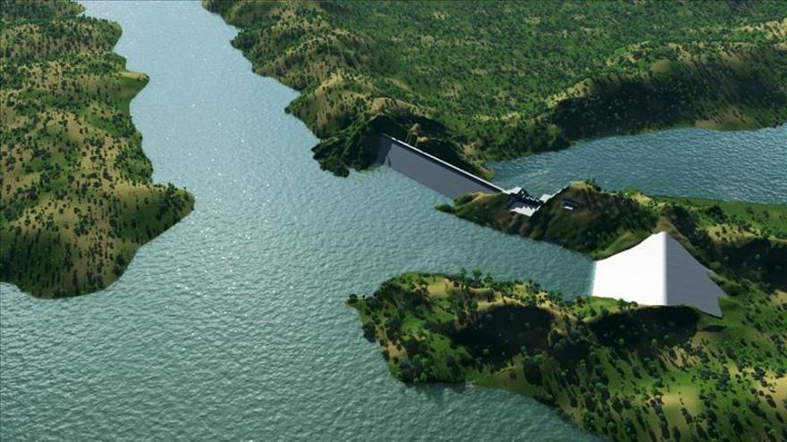 La segunda hidroeléctrica más grande de Suramérica empieza a operar en Colombia