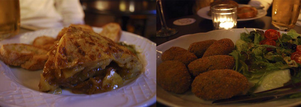 Díptico tortilla y croquetas_Malasaña a mordiscos_Corazon bar