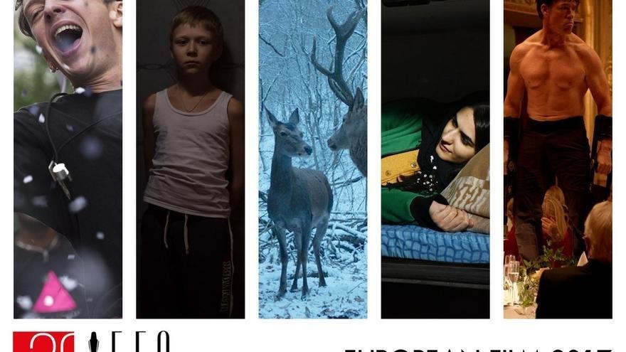 Anunciadas en Sevilla las candidaturas para los premios del Cine Europeo 2017 que se entregarán en diciembre en Berlín