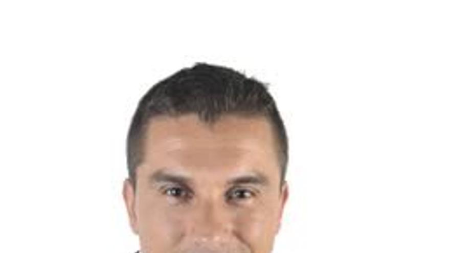 Gustavo Concepción, concejal de Seguridad del Ayuntamiento de El Paso.
