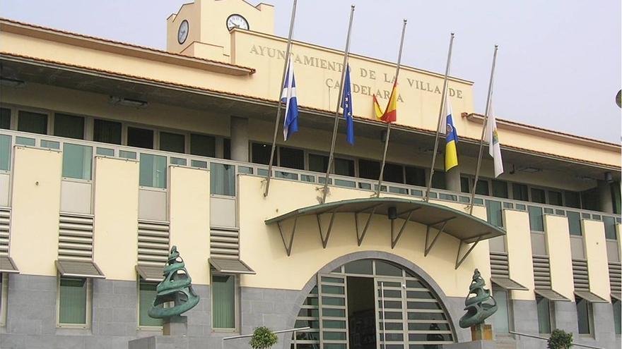 Resultado de imagen de Ayuntamiento de Candelaria