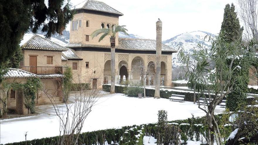 La Alhambra abre excepcionalmente en noviembre las habitaciones del Emperador