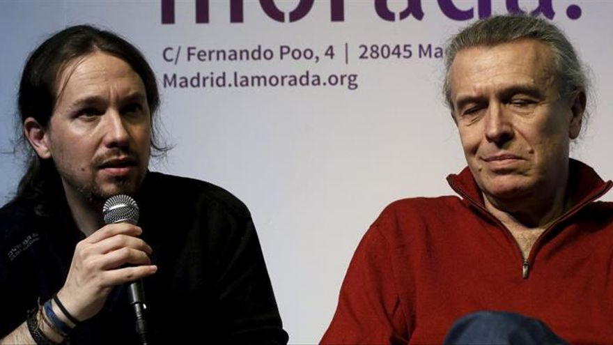"""Iglesias dice que Rajoy """"es lo contrario de lo que necesita nuestra patria"""""""