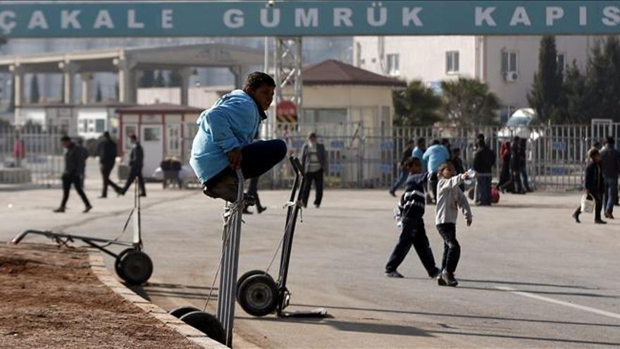 Siete detenidos en Turquía por intentar cruzar a Siria para unirse al EI