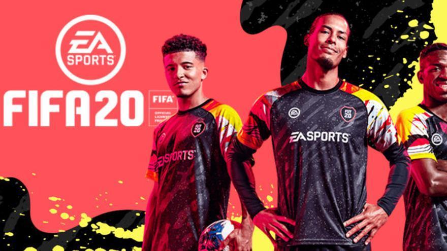 Imagen de la nueva edición del simulador de fútbol Fifa, Fifa 20, desarrollado por Electronic Arts.