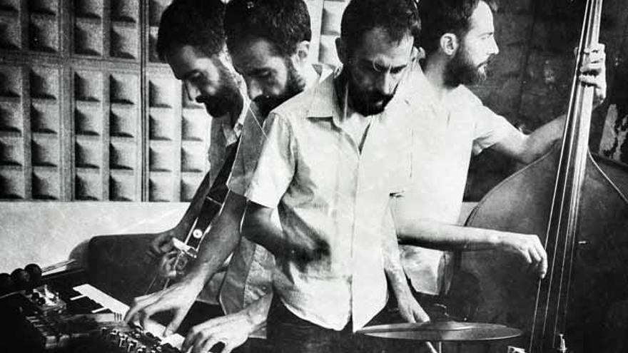 Javi Mora, el hombre orquesta.