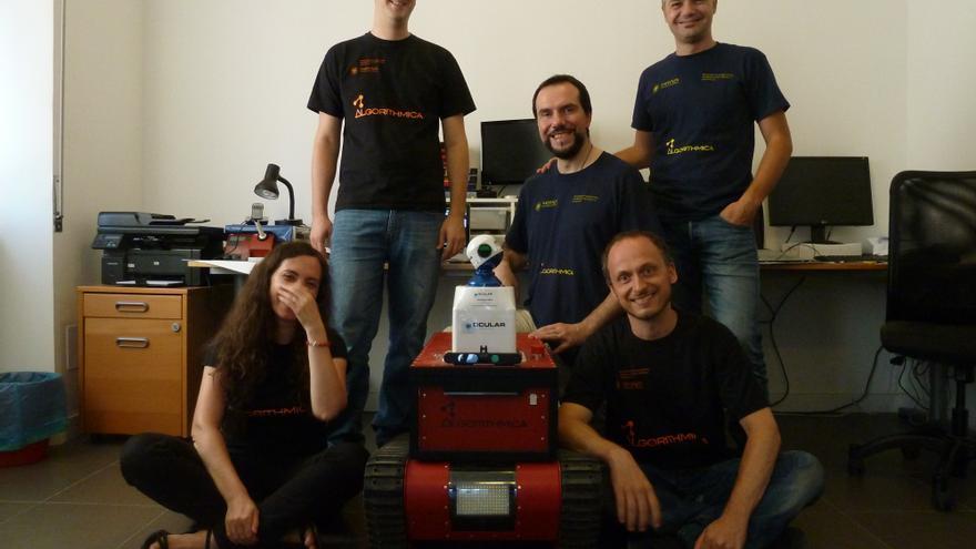 Los investigadores aseguran que es impensable que un robot sustuya a un arqueólogo