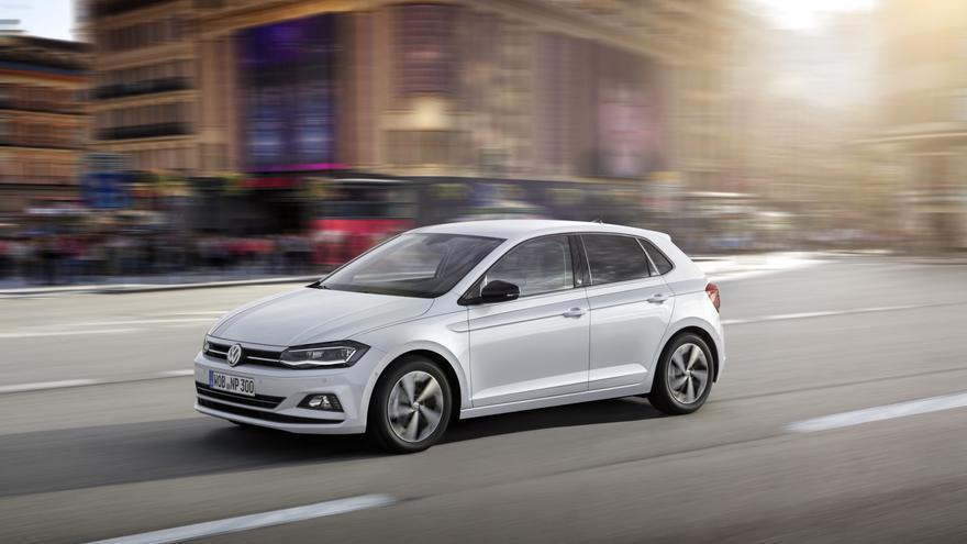 Volkswagen Polo de nueva generación.