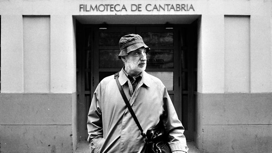 Director del Cine Club de la Filmoteca ensalza al Paulino Viota cineasta, pensador y divulgador