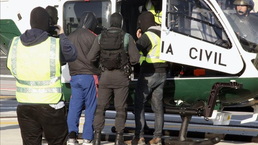 Investigan si el yihadista detenido en Ceuta llegó a enviar menores a Siria