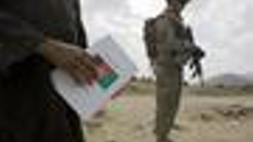 Obama tiene decidido aumentar en 30.000 el número de efectivos en Afganistán