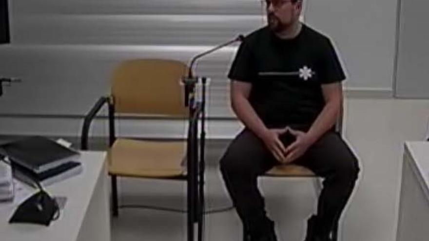 Ferrán Jolis, uno de los CDR detenidos por la Guardia Civil el 23 de septiembre
