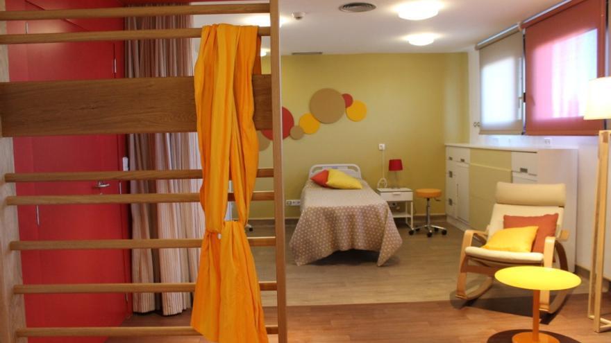 Sala de parto integral a modo proyecto piloto para el Hospital público de Getafe de Madrid. Parra-Müller