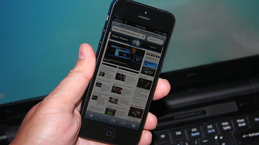 Un 74% los jefes de los departamentos de IT de grandes empresas ven con buenos ojos el BYOD