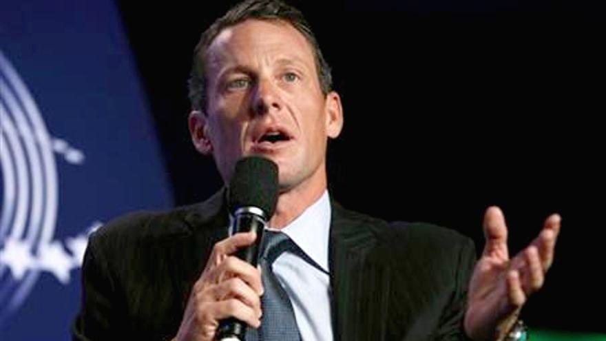 "Lance Armstrong rechaza participar en el ""Mira quién baila"" estadounidense"