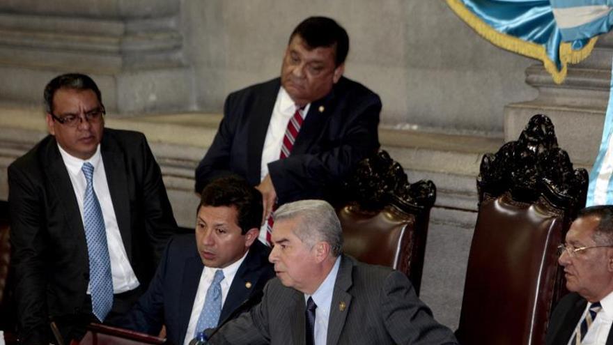 Aplazan la elección del vicepresidente de Guatemala por falta de consenso