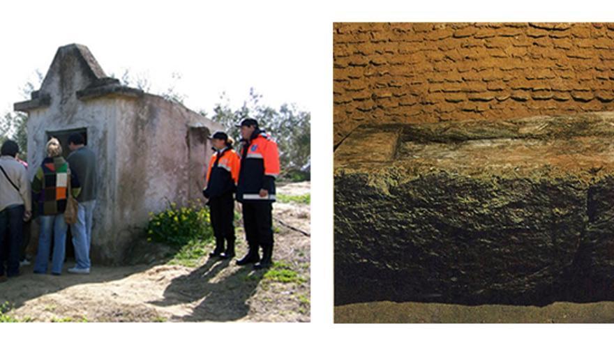 Dolmen de Matarrubilla.   AYUNTAMIENTO DE VALENCINA DE LA CONCEPCIÓN
