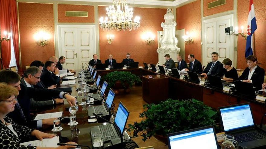 Dimite el presidente del Parlamento croata y se ahonda la crisis política