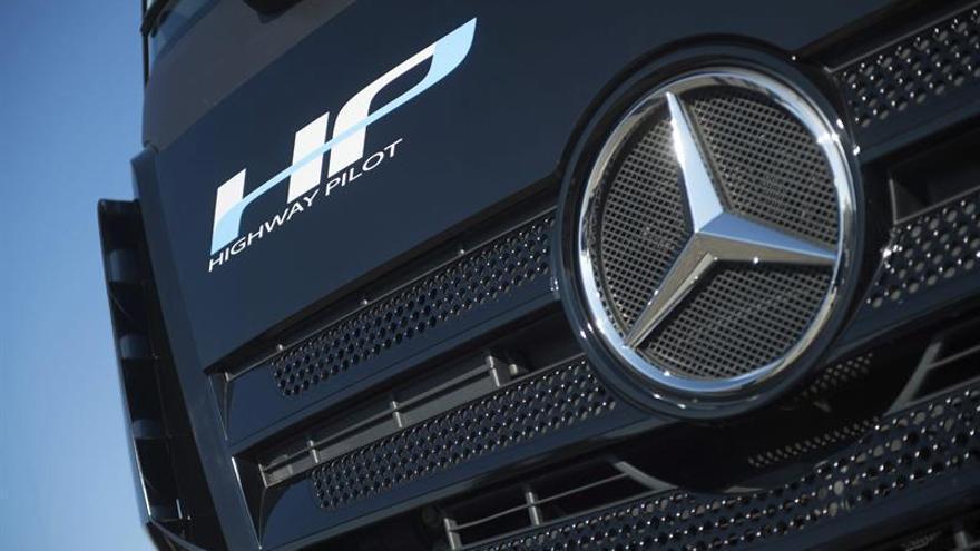 Mercedes-Benz Cars incrementa la ventas hasta marzo un 14,6 por ciento