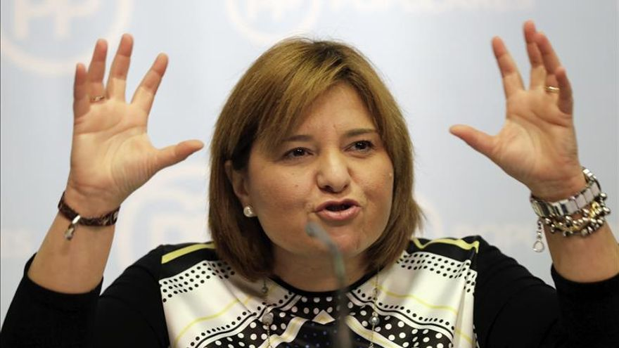 El PPCV afirma que no es competente para pedirle el acta a Rita Barberá