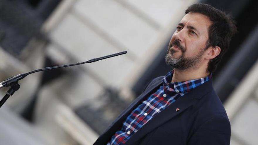 Gómez-Reino, único candidato de Podemos a la presidencia de la Xunta