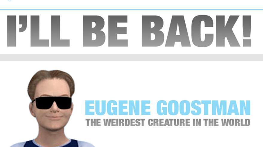 Eugene Goostman, el 'chatbot' que supuestamente pasó el test de Turing (Foto: web de Princeton AI)