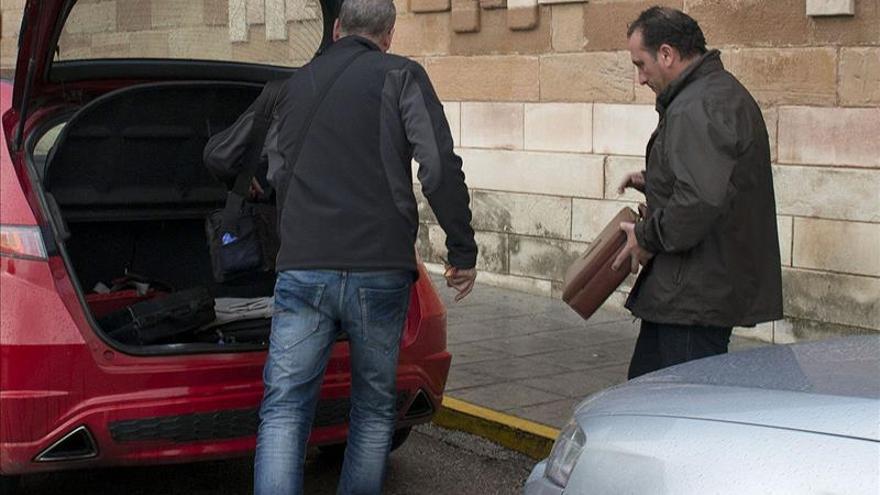 Comienzan a comparecer ante Alaya los detenidos en la Operación Enredadera