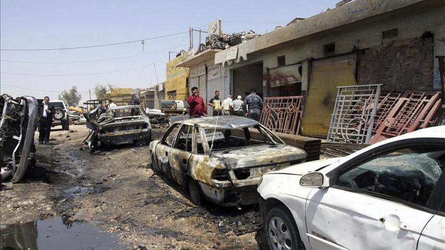 Al menos ocho muertos y 26 heridos en distintos ataques en Irak