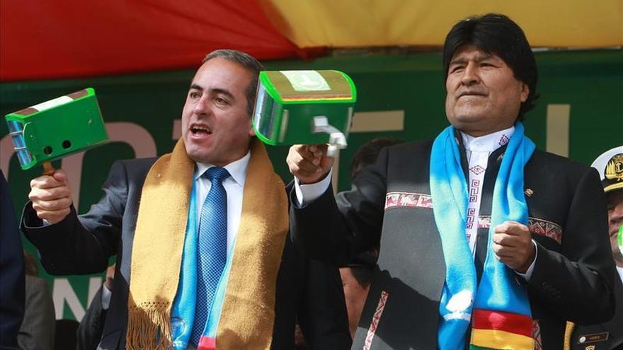 Empresa estatal acusa a la oposición de sabotear el teleférico de La Paz