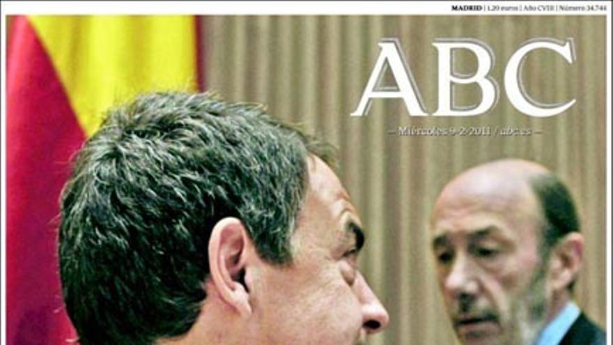 De las portadas del día (08/02/2011) #1