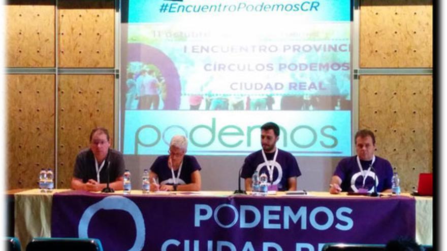 I Encuentro de Podemos en Ciudad Real / Foto: Podemos