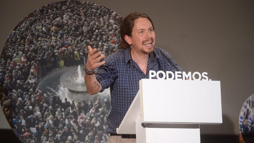 Pablo Iglesias participa el viernes en Mérida en un acto público en el marco de la iniciativa 'Vamos!'