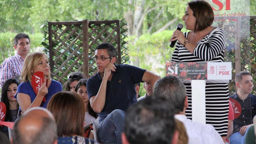 Madina insiste en que los únicos votos útiles para el cambio son los del PSOE