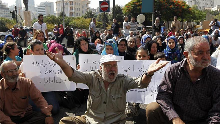 Aumenta a 220 el número de rehenes asirios en manos del EI, según activistas