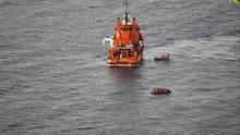 Una mujer muere durante el naufragio de una patera en el mar de Alborán, según Caminando Fronteras