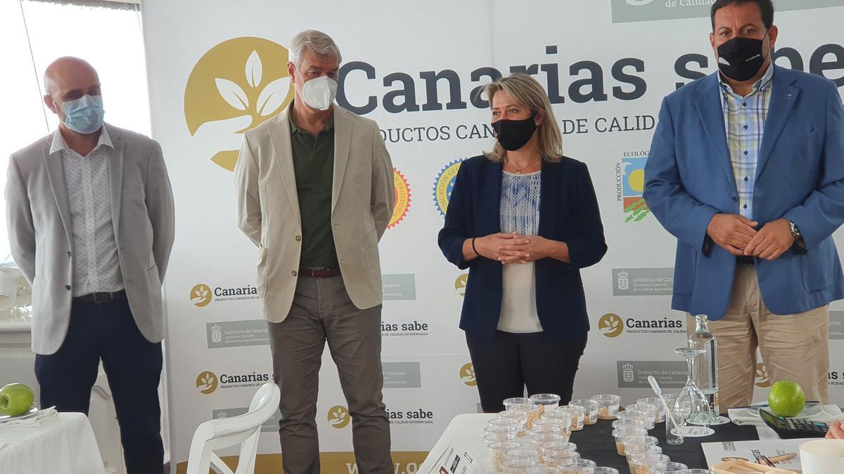 Cata para elegir el 'Mejor gofio de Canarias'