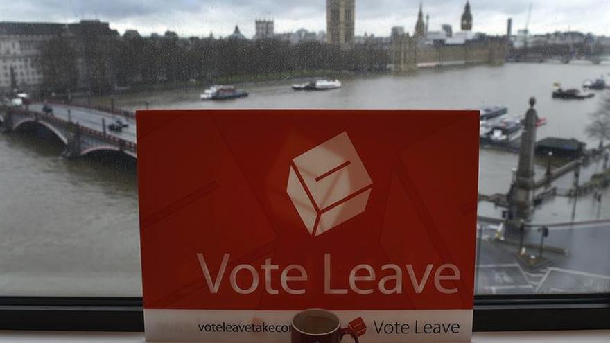 Baja el apoyo a seguir en la UE entre los empresarios británicos, según una encuesta