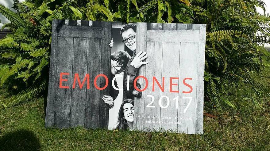 Portada del calendario 'Emociones 2017'. Foto: EMILIO BARRIONUEVO.