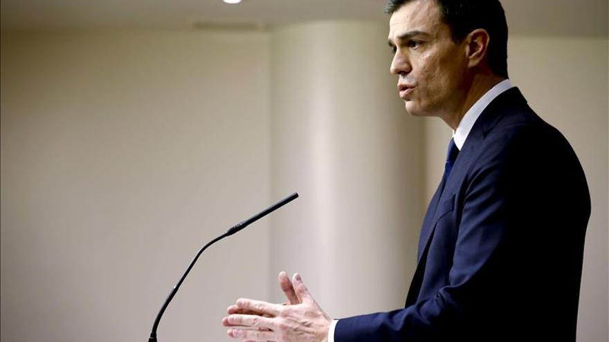 Sánchez dispuesto a ver a Rajoy pero rechaza su apoyo en CCAA y ayuntamientos