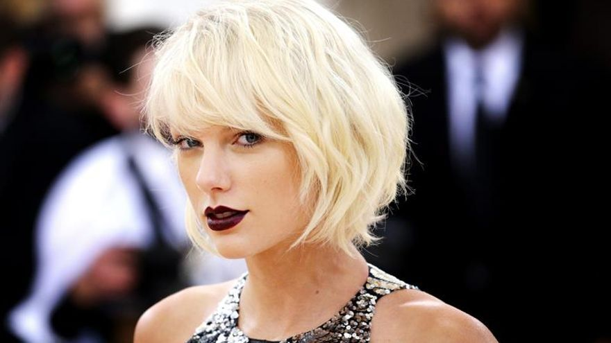 Taylor Swift, con 170 millones de dólares, la cantante mejor pagada de 2016