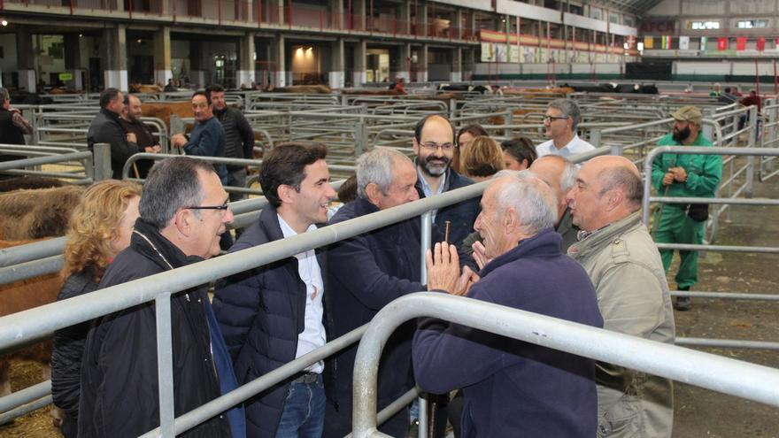 PSOE propone poner en marcha un Plan Nacional para revitalizar el medio rural en la Cordillera Cantábrica