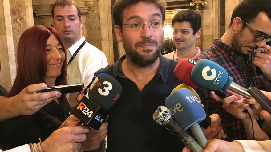 """Podem ve """"abusiva y desproporcionada"""" la detención de la alcaldesa de Berga"""