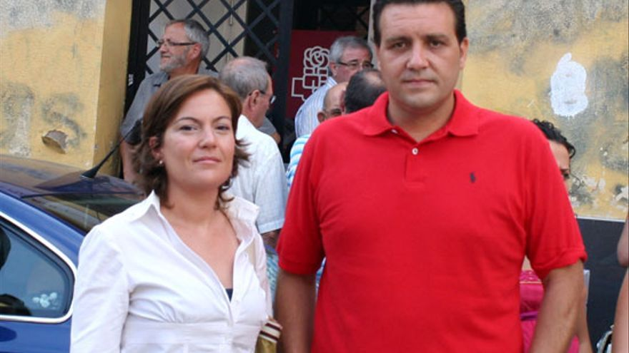 Nuria Férriz y Juan Carlos Requena disputaron también la secretaría general del PSPV saguntino