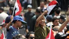Al Sadr encabeza una protesta de decenas de miles que exigen reformas en Irak