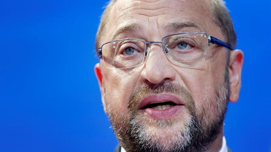 """Schulz reconoce derrota en un día """"amargo"""" y coloca al SPD en la oposición"""