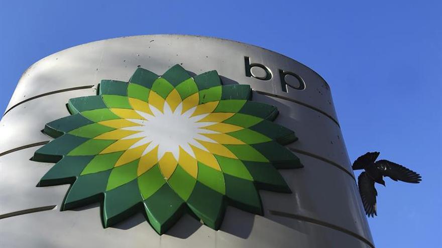 La petrolera BP gana 1.593 millones de dólares hasta junio