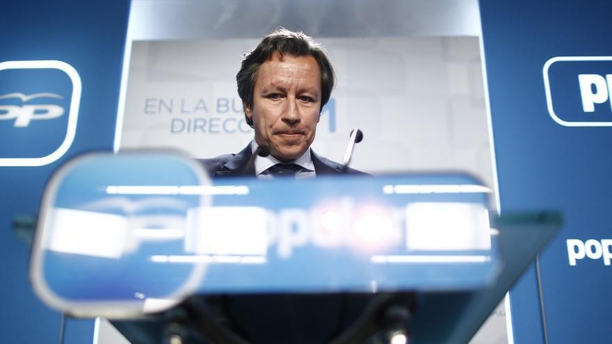 Floriano resalta la ejemplaridad de la condena a Matas, obligado a entrar en prisión con una pena de nueve meses