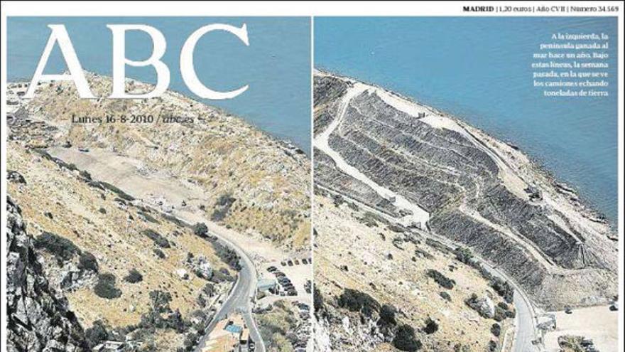 De las portadas del día (16/08/2010) #1