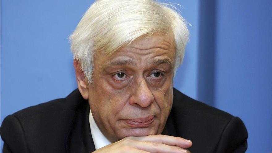 El político conservador Prokopis Pavlópulos, elegido presidente de Grecia